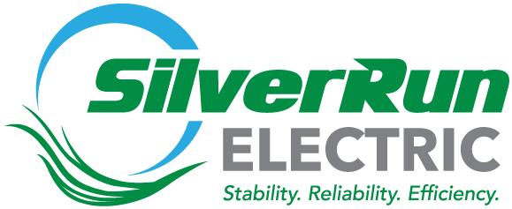 LS Power Grid   Silver Run Electric Logo